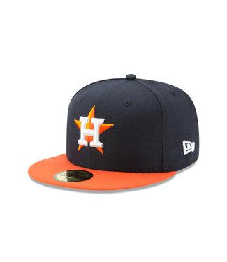 NEW ERA Authentic Houston Astros Road Cap