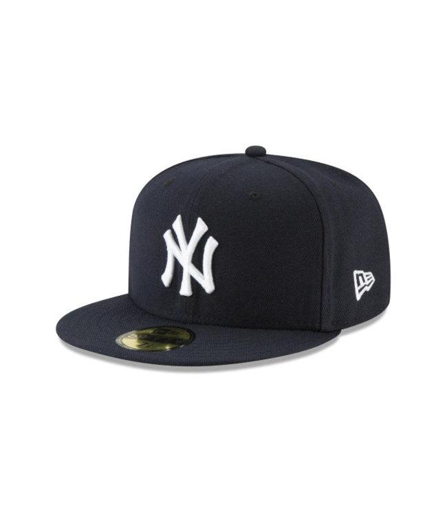 NEW ERA Casquette Authentique Game des Yankees de New York