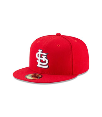 NEW ERA Casquette Authentique Game des Cardinals de St-Louis