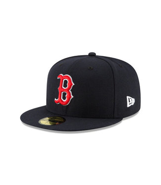 NEW ERA Casquette Authentique Game des Red Sox de Boston