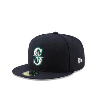 NEW ERA Authentic Seattle Mariners Game Cap