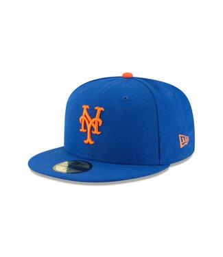NEW ERA Casquette Authentique Game des Mets de New York