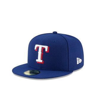 NEW ERA Authentic Texas Rangers Game Cap