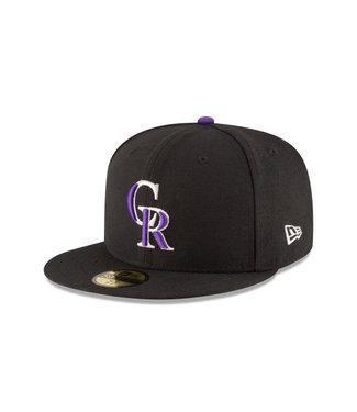 NEW ERA Authentic Colorado Rockies Game Cap