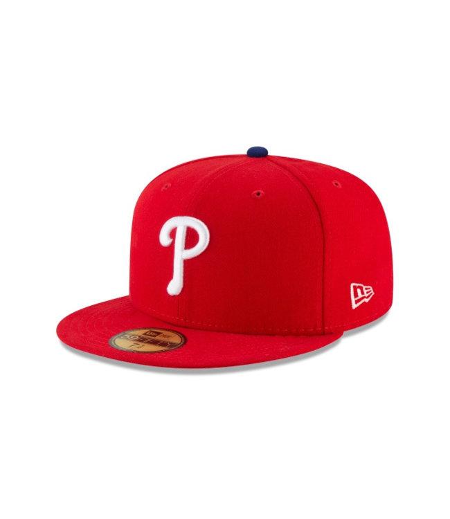 NEW ERA Casquette Authentique Game des Phillies de Philadelphie