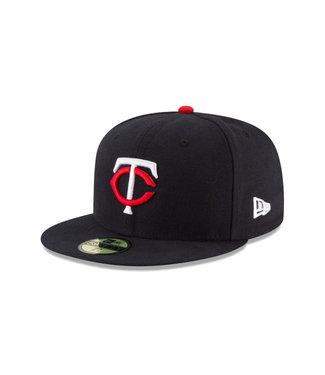 NEW ERA Authentic Minnesota Twins Home Cap