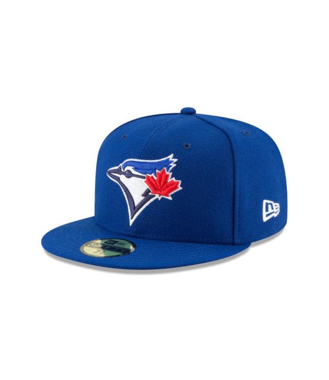 NEW ERA Casquette Authentique Game des Blue Jays de Toronto