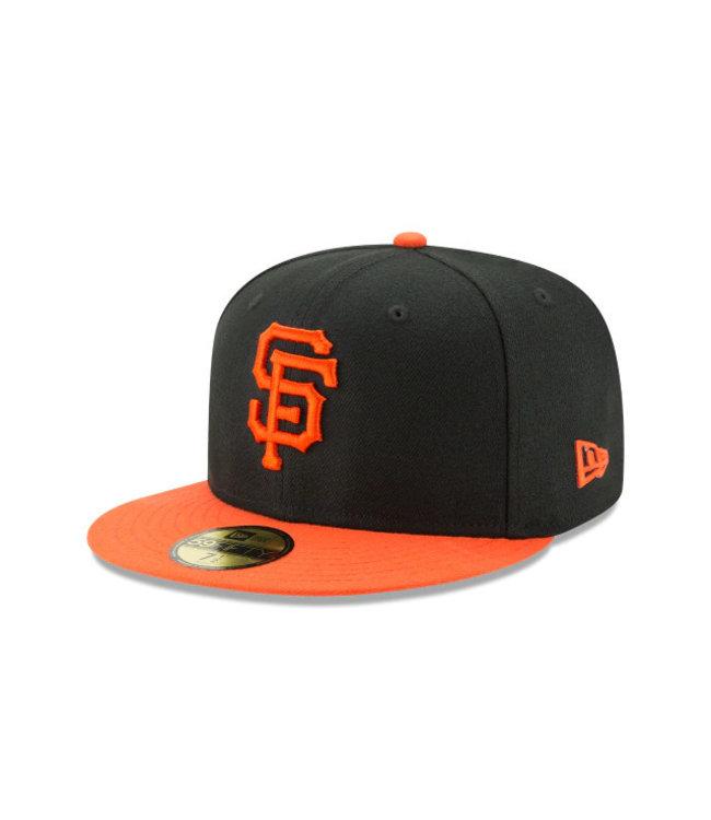 NEW ERA Authentic San Francisco Giants Kids Game Cap