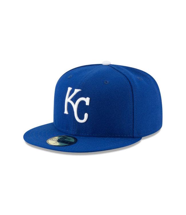 NEW ERA Authentic Kansas City Royals Game Cap