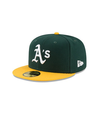 NEW ERA Authentic Oakland Athletics Home Cap