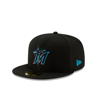 NEW ERA Authentic Miami Marlins Game Cap