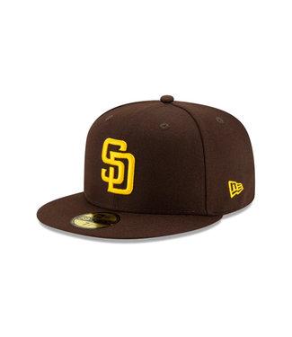 NEW ERA Casquette Authentique Game des Padres de San Diego