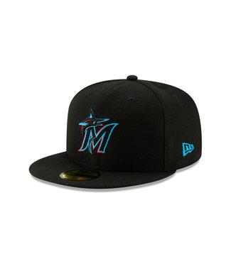 NEW ERA Authentic Miami Marlins Kids Game Cap