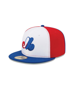 NEW ERA Authentic Montreal Expos Game Cap (1969-91)
