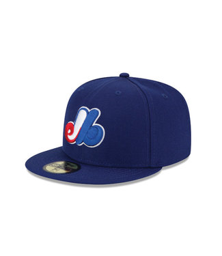 NEW ERA Authentic Montreal Expos Game Cap (1999-2004)