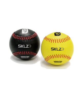 SKLZ Weighted Baseballs (2pk)