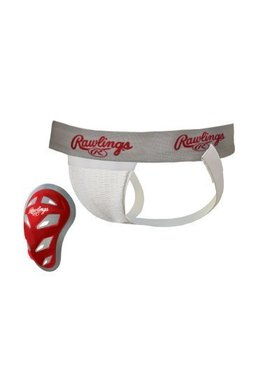 RAWLINGS Support athlétique RG728Y avec coquille.