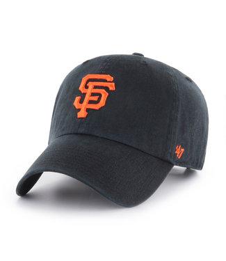 47BRAND Casquette MLB Clean-Up des Giant de San Francisco