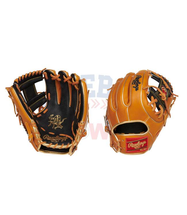 "RAWLINGS February 2021 HOH Gold Glove Club 11.5"" Baseball Glove PRO314-2BT"