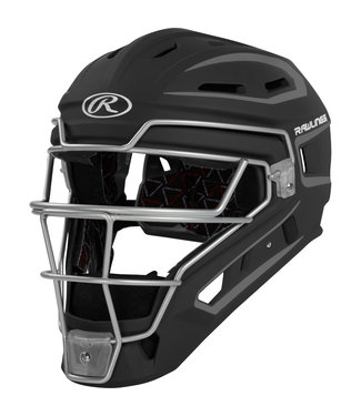 RAWLINGS Velo Hockey-Style Youth Catcher's Helmet