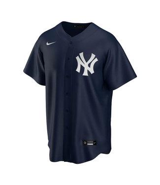 Nike Chemise Réplique Junior Blue Marin des Yankees de New York