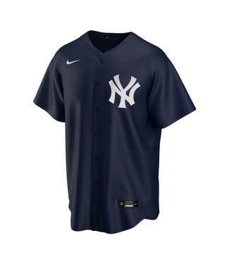 Nike New York Yankees Youth Replica Navy Jersey