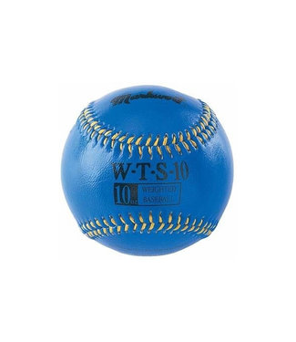 "Weighted 9"" Baseball 10oz"