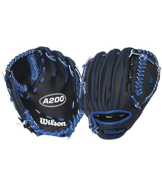 "WILSON A200 Boy 10"" Youth Baseball Glove"