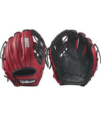 "WILSON Bandit 1786 Pedroia Fit 11.5"" Youth Baseball Glove"