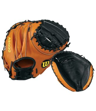 "WILSON A2000 ""Road"" PUDGE 32.5"" Catcher's Baseball Glove"