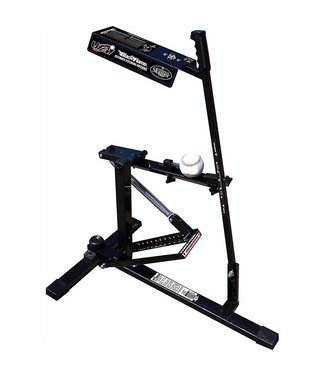 LOUISVILLE SLUGGER UPM 50 Pitching Machine Black