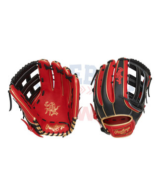 "RAWLINGS PRO3319-6SB HOH  Gold Glove Club 12.75"" Baseball Glove"