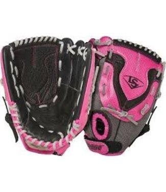 LOUISVILLE Diva Fielding Softball Glove 11.50'', Flash Web
