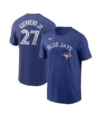 Nike Vladimir Guerrero Jr. Royal Blue Adult T-Shirt