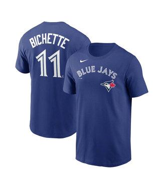 Nike T-Shirt Adulte Blue Royal de Bo Bichette