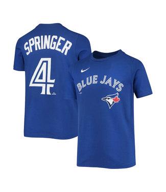Nike George Springer Royal Blue Adult T-Shirt
