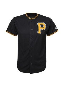 MAJESTIC Chandail Réplique Junior Pirates de Pittsburgh