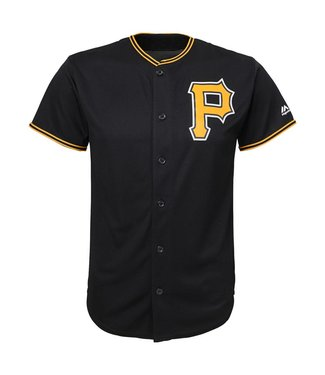 MAJESTIC Pittsburgh Pirates Youth Replica Jersey