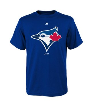 MAJESTIC Toronto blue jays primary logo kids tee