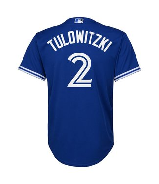 MAJESTIC Chandail Réplique Junior de T. Tulowitzki