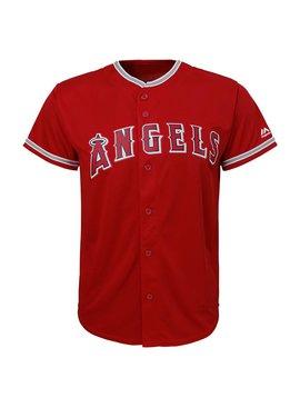 MAJESTIC Chandail Réplique Junior Angels de Los Angeles