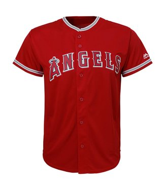 MAJESTIC Los Angeles Angels Youth Replica Jersey