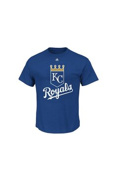 MAJESTIC T-Shirt Junior Royals de Kansas City