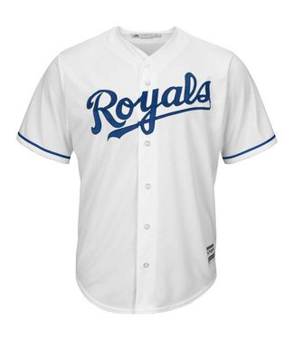 MAJESTIC KANSAS CITY ROYAL JERSEY HOME