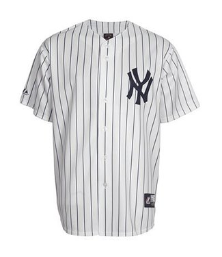 MAJESTIC Yankees Replica Home Jersey