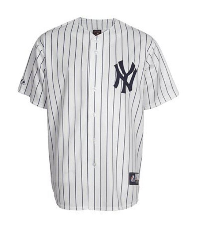 sneakers for cheap 4fc71 700eb MAJESTIC Yankees Replica Home Jersey