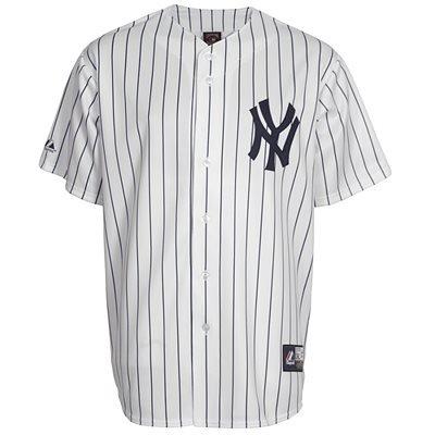 MAJESTIC Yankees Replica Home Jersey - Baseball Town d7d0d94491a
