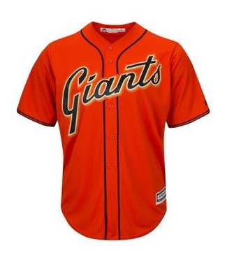 MAJESTIC Giants Replica Alternate Jersey