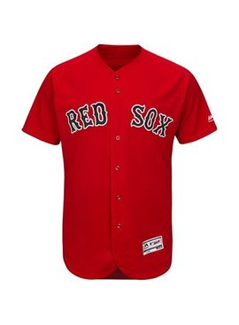 MAJESTIC Red Sox Replica Alternate Jersey