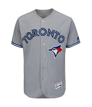 MAJESTIC Chemise Réplique des Blue Jays de Toronto